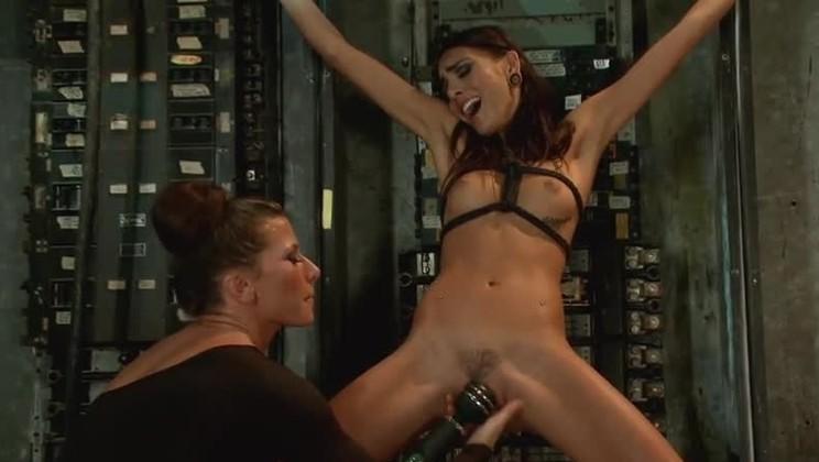 janice in bondage