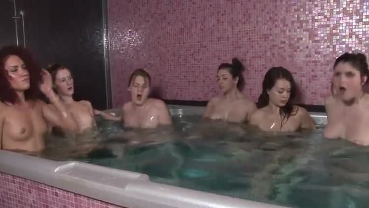 Amateur lesbische sex video