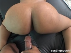 An Amazing Black And White Young Prostitute In A Strip Of Xxx Scene
