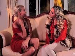 Pornstar Video Porno Featuring Victoria Puppy Și Karol Lilien