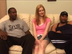 Sugar Is A Female Performance In The Interracial Porn Movies