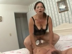 The Tempting Buxomy Of A Mature Woman Of Melissa Monet Has Severe Anal Sex